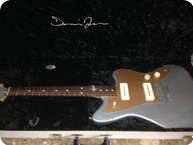 Fano Alt De Facto JM6 2009 Ice Blue Metallic Medium Distress