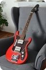 Eko 820 4V 1964 Red