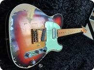 Fender Custom Telecaster Andy Summers Custom Shop Limited Edition 2007 Sunburst