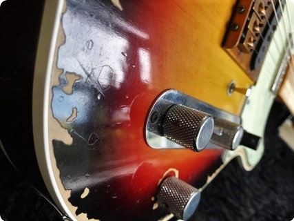 Fender Andy Summers Tribute Limited Edition John Cruz Masterbuilt Custom Telecaster 2007 Sunburst