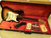 Fender Stratocaster 1966 Sunburst