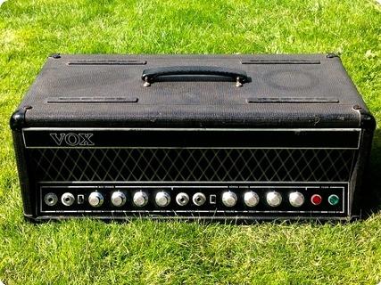Vox Ul 430 & 730 1966 Black