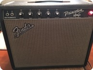 Fender Jimi Hendrix OwnedUsed Princeton 1965 Black