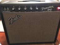 Fender Jimi Hendrix OwnedUsed Princeton 1965 Black