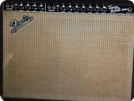 Fender Jimi Hendrix OwnedUsed Fender Twin Reverb 1966 Black