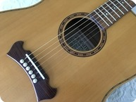 Rare Tony Zemaitis Dreadnought 1981 Book Matched Flamed Maple