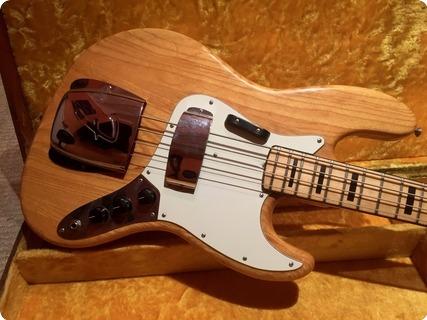 Fender Jazz Bass 1973 Natural Finish