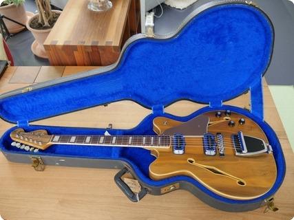 Fender Coronado Ii Wildwood 1968 Wildwood