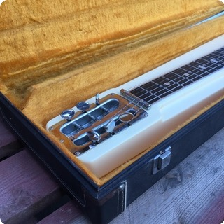 Rare Jedson Lap Steel 1970s Blonde   Same Model As David Gilmour   Pink Floyd Jedson 1970 Blonde