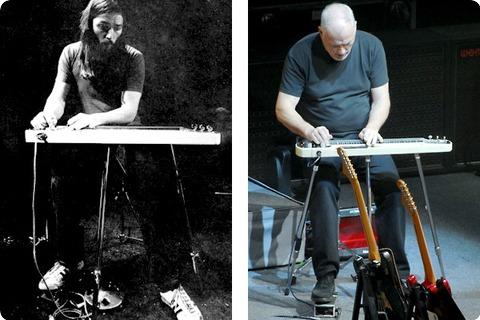 Rare Jedson Lap Steel 1970s Blonde   Same Model As David Gilmour   Pink Floyd Jedson 1970 Blonde