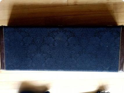 Prs Prs Custom 24 Wood Library Ltd Ed. 2017 Charcol Blueburst Whit Pattern Thin Neck 85/15 Pu 7lbs 5oz 2017
