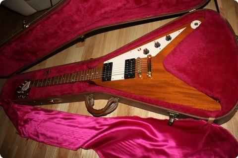 Gibson Flying V (v98) 2001 Natural