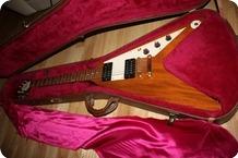 Gibson-Flying V (V98)-2001-Natural