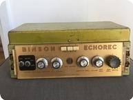 Binson Echorec 1958 Gold