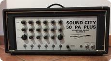 Sound City 50 PA Plus Mark IV