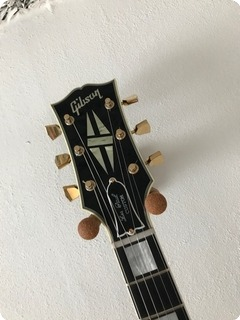 Gibson 1957 Les Paul Custom Reissue 3 Pickup Vos Black
