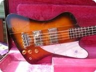 Gibson Thunderbird 76 Bicentennial 1976 Tobacco Sunburst