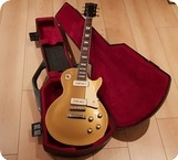 Gibson Les Paul Standard Goldtop 1969 Gold