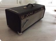Fender Super Reverb Amp Blackface 1967 Blackface Black Tolex