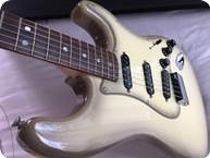 Fender-Stratocaster Antiqua Hardtail-1978-Antigua