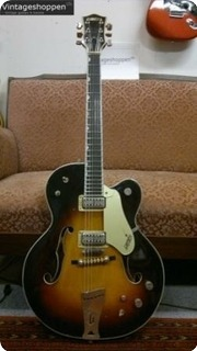 Gretsch Guitars 6196 Country Club 1963 Sunburst