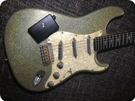 Fender-Deco 7 Of 25 Custom Shop -1996-Sparkle