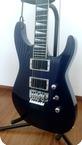 Jackson USA Soloist SL2H 2002 Transperent Blue