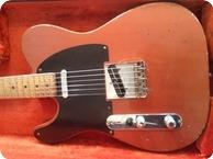 Clive Brown 54 Esquire 2011 Copper Metallic