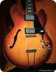 Gibson ES 335 1968 Sunburst