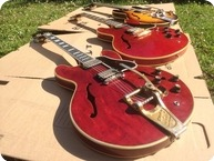 Gibson-ES-355 TDSV-1960-Cherry