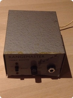 Dallas Music Industries Rangemaster 1965 Grey