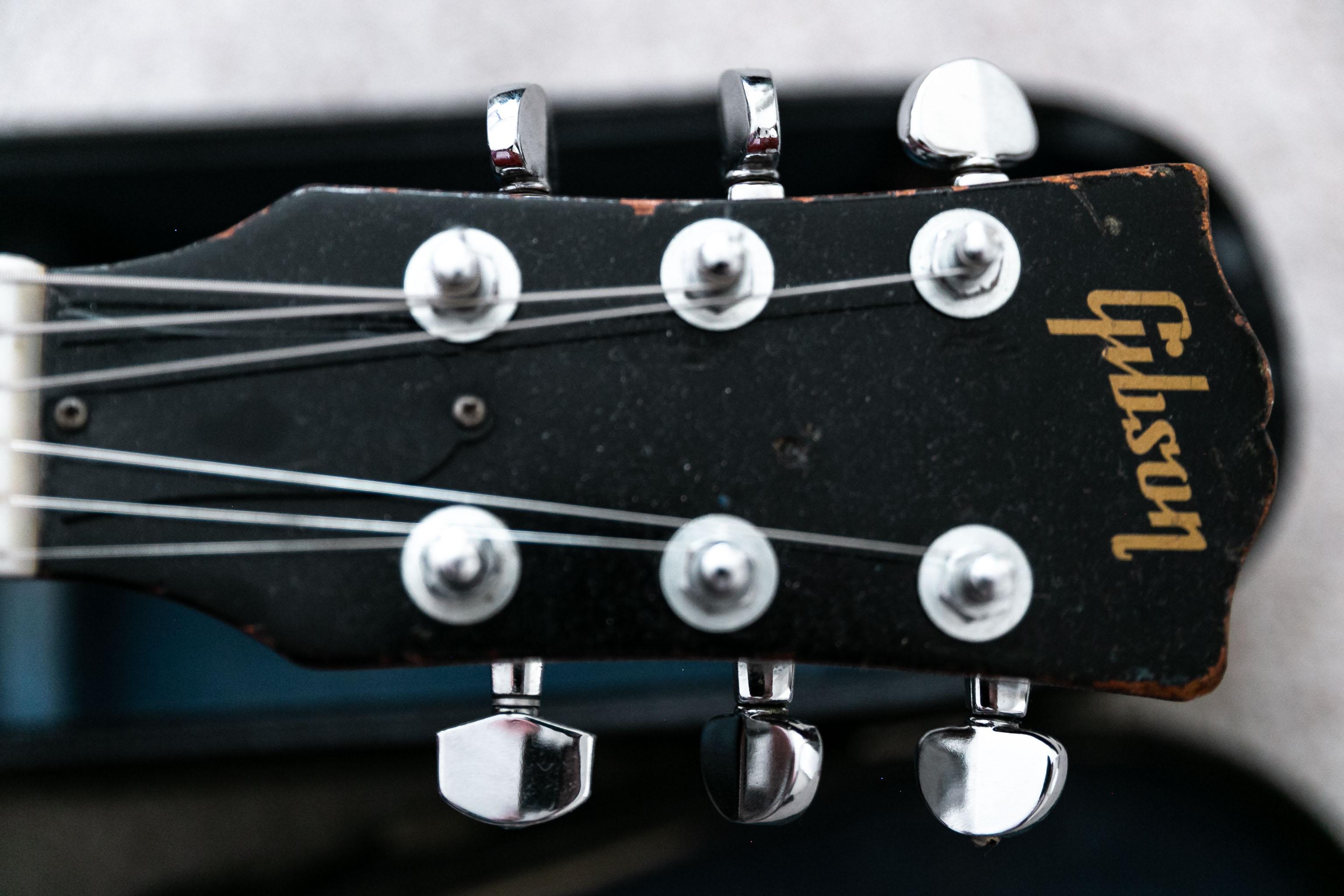 Gibson Sg Junior 1963 Guitar For Sale