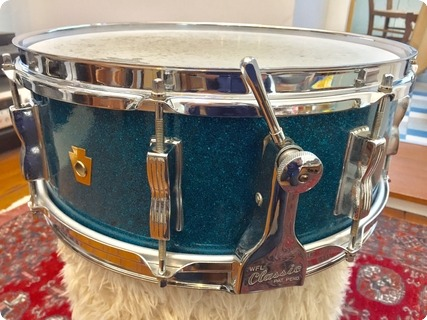 Ludwig Classic 1954 Blue Sparkle