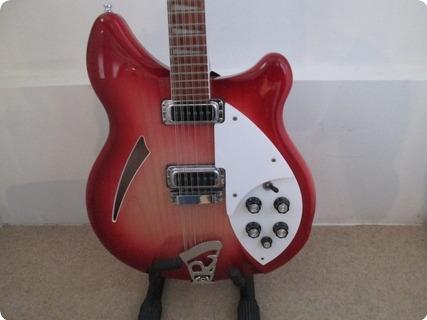 Rickenbacker 360/12 2003 Fireglo