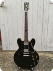 Gibson ES 335TD 1962 Black refinish