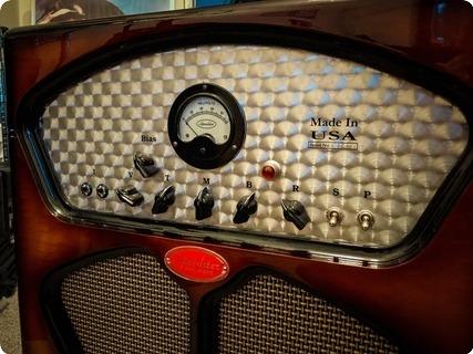Speedster Amps Deluxe 25 Watt Combo Sunburst