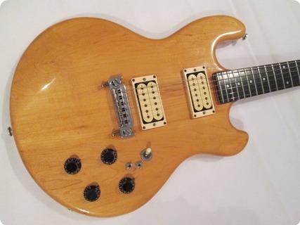 Kramer Dmz2000 1979 Light Walnut