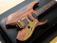 Ibanez RBM2NT Reb Beach Signature Hawaiian Koa Top 1991 Natural Oil Finish