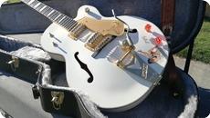 Gretsch-White Falcon G7593-2012-White