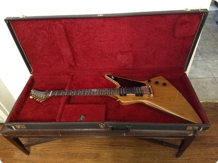 Gibson Explorer 1979 Natural