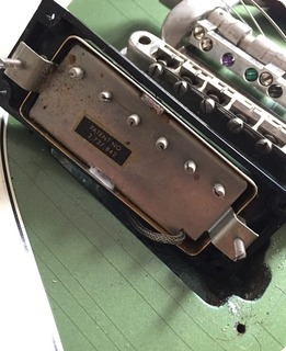 Epiphone Crestwood Custom 1964 Inverness Green