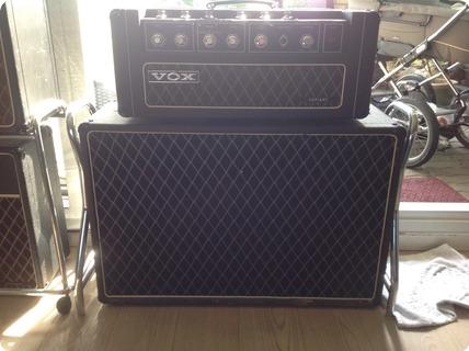 Vox Defiant 1967 Black