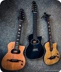 Gibson Roger Giffin Custom Shop Handmade 3 Piece Piano Guitar Collection
