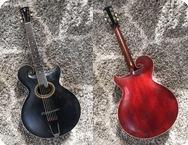 Gibson Style O Artist 1911 Black