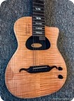 Gibson Roger Giffin 8 String Steel Strung Semi acoustic Natural
