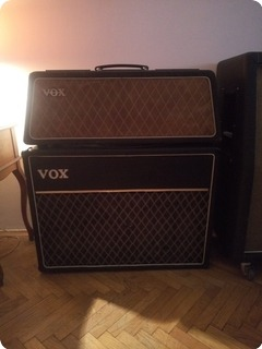 Vox Ac30 Top  Boost 1965