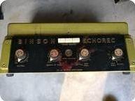 Binson ECHOREC B2 1970 Yellow