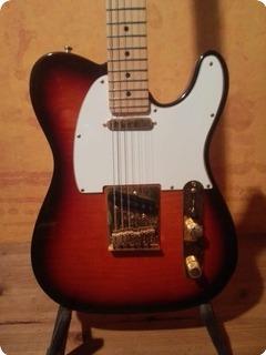 Fender 50 Anniversary Telecaster 1996 Sunburst
