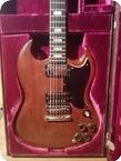 Gibson SG 1974 Brown