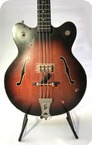 Gretsch Bass 1963 Tobacco Sunburst